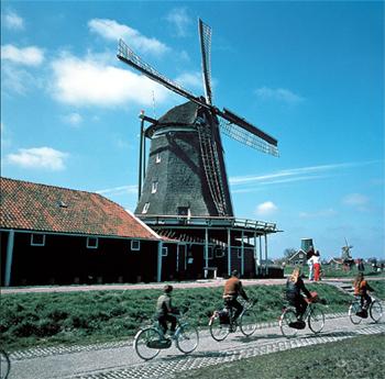 Amsterdam dintorni escursioni in bici tra villaggi for Affitto bici amsterdam