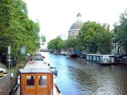 amsterdam le house boat battelli e case galleggianti in