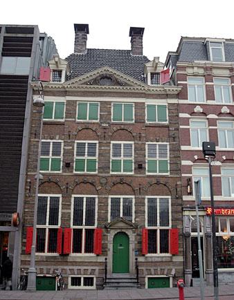 Amsterdam i musei rembrandthuis la casa di rembrandt for 1 casa di storia