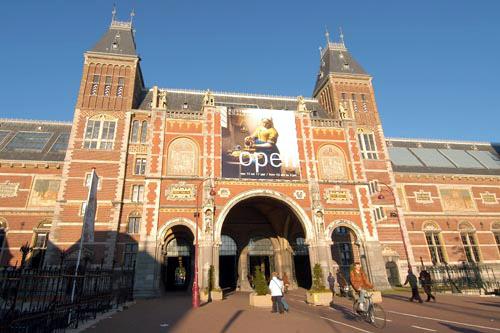 amsterdam i musei rijksmuseum il museo nazionale il